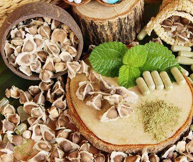 Moringa to skarbnica witamin i minerałów