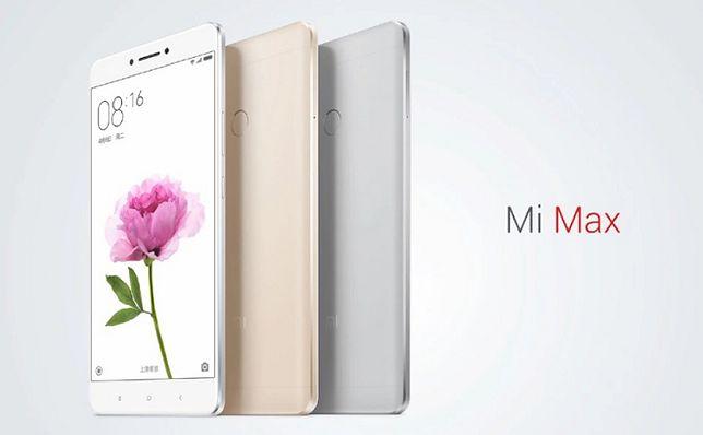 Xiaomi prezentuje największy smartfon w swojej ofercie. Świetne parametry za 900 zł