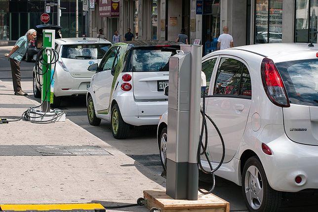 Samochody elektryczne: historyczny moment