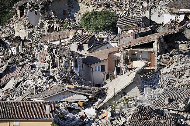 Ponad 60 proc. budynków w Rzymie zagrożonych w razie trzęsienia ziemi