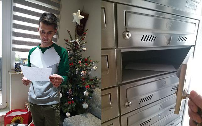Adam jest ofiarą stalkingu. Dostaje listy i telefony od stalkera, który przebywa w areszcie