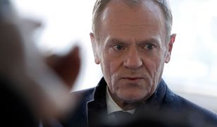 """Donald Tusk promuje swoją książkę """"Szczerze"""""""