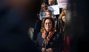 Koronawirus. Małgorzata Kidawa-Błońska zaniepokojona.