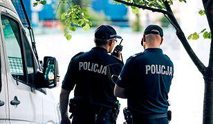 Policjanci zatrzymali dwóch podejrzanych