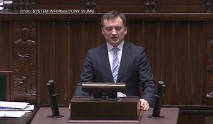 """Zbigniew Ziobro o Stefanie W. Czy mógł być objęty """"ustawą o bestiach""""?"""