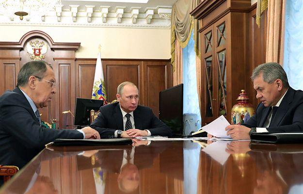 Rosja: próby rozmawiania z nami z pozycji siły nie mają perspektyw