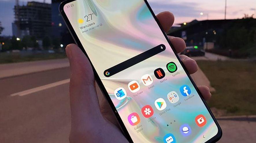 Samsung wyświetla reklamy w swoich aplikacjach /Fot. dobreprogramy.pl/Oskar Ziomek