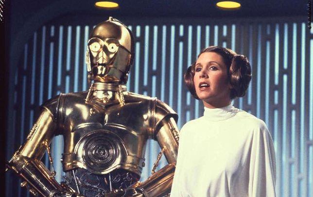 """Anthony Daniels i Carrie Fisher woleli nie wracać pamięcią do występu w """"Star Wars Holiday Special"""""""