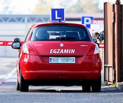 Skoro kandydat na kierowcę zapłacił za egzamin, to dlaczego nie miałby wykorzystać swojego czasu nawet mimo popełnienia błędu?