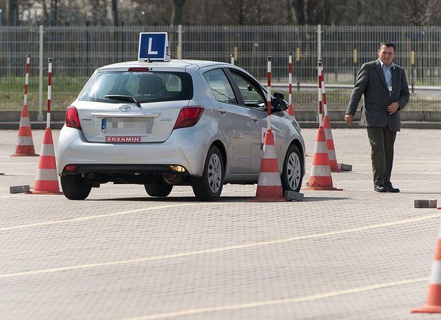 To tutaj oceniane są umiejętności kierowcy i to, czy wyjedzie na dalszą część egzaminu