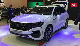 Nowy Volkswagen Touareg na Poznań Motor Show 2018