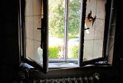 Groźny pożar na Lubelszczyźnie. Cudem uratowali 84-latków