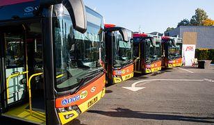 Bielski przewoźnik z nowoczesnymi autobusami, ich wyposażenie jest nowatorskie