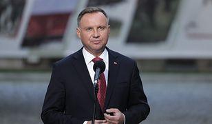 """Mur na granicy. """"Prezydent Andrzej Duda podpisze ustawę"""""""