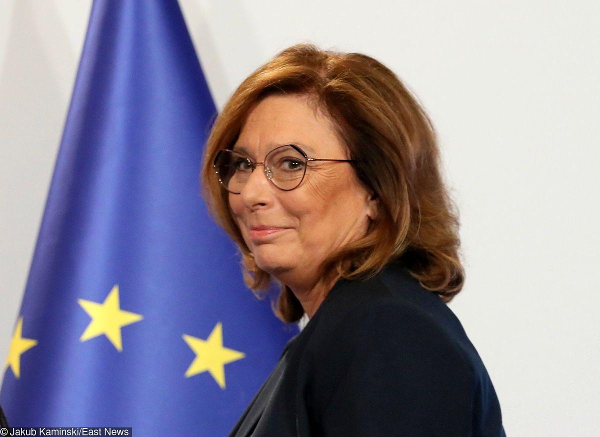 Wybory parlamentarne 2019. Małgorzata Kidawa-Błońska kandydatką na premiera