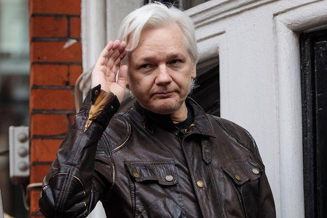 Julianowi Assange'owi grozi ekstradycja do USA. Proces rozpoczyna się w przyszłym tygodniu.