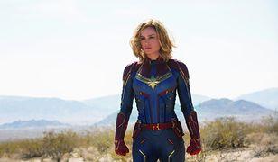 "Kolejna współczesna super-bohaterka. ""Kapitan Marvel"" na DVD i Blu-ray"