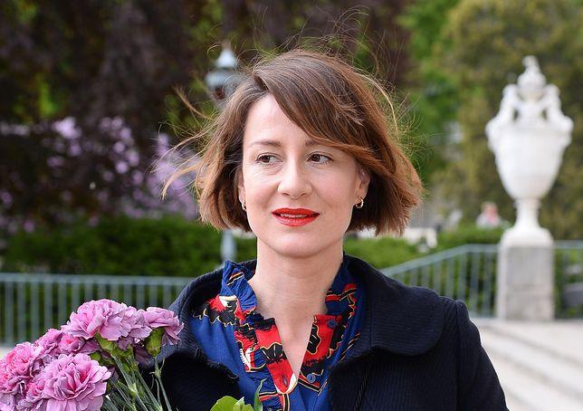 Maja Ostaszewska nie wstydzi się upływającego czasu