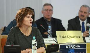 """""""Komuś musiała moja mama podpaść"""". Córka Jolanty Brzeskiej stanęła przed komisją"""