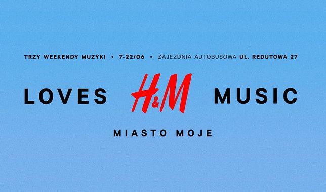 "3 weekendy pełne muzyki. Przed nami festiwal ""H&M loves music"""