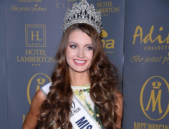 Nowa Miss Warszawy ma 23 lata