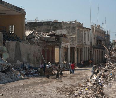 Haiti zmaga się z konsekwencjami sobotniego trzęsienia ziemi.