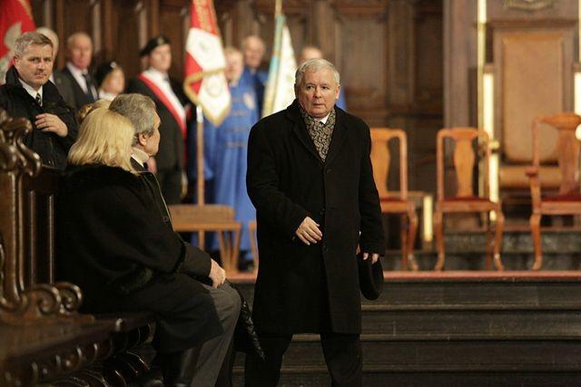 Po raz pierwszy z asystą honorową Wojska Polskiego