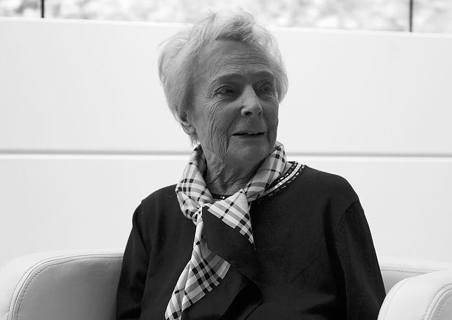 Nie żyje Olga Krzyżanowska