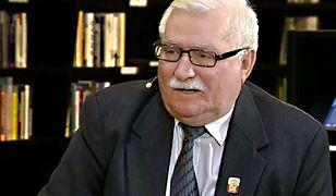 Lech Wałęsa dla WP: Dziękuję Mickowi Jaggerowi, że upomniał się o nas i naszą praworządność