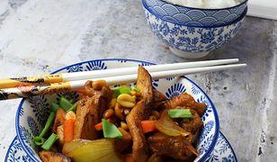 Wieprzowina Kung Bao