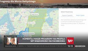 Urlop nad Bałtykiem. Turyści mogą sprawdzić prognozę falowania
