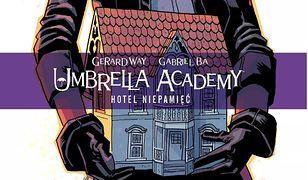 Umbrella Academy tom 3: Hotel Niepamięć – recenzja komiksu wydawnictwa KBOOM