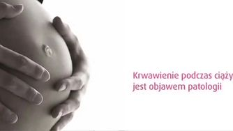 Krwawienie i ból w ciąży (WIDEO)