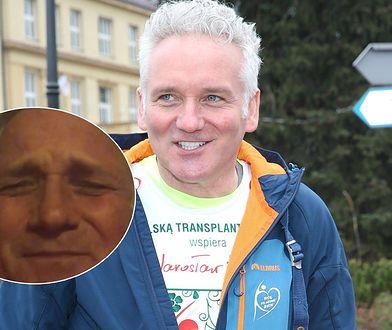 Jarosław Kret poinformował, że zachorował na Covid-19