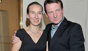 Robert Więckiewicz pogodził się z żoną
