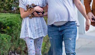 Milla Jovovich urodzi lada dzień. To dla niej trudna ciąża
