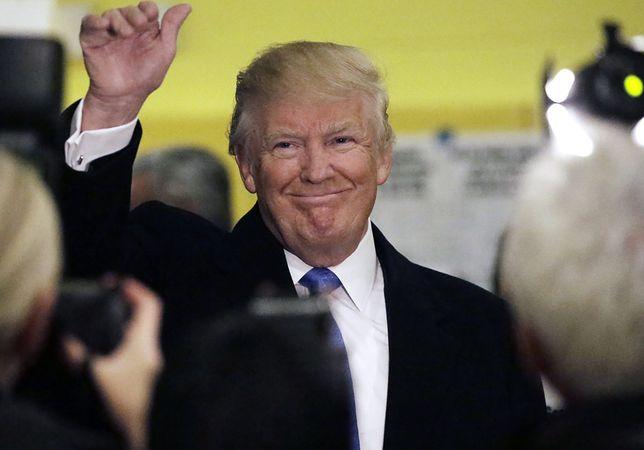 Donald Trump nie rezygnuje z pracy w telewizji