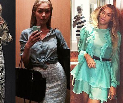 Moda na selfie w windzie ma się dobrze nie tylko w Polsce