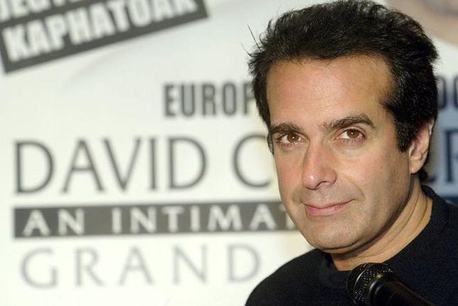 David Copperfield oskarżony o wyzysk pracowników. W tym Polaka