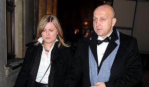 Isabel i Kazimierz Marcinkiewicz pobrali się w 2009 roku, rozstali w 2015