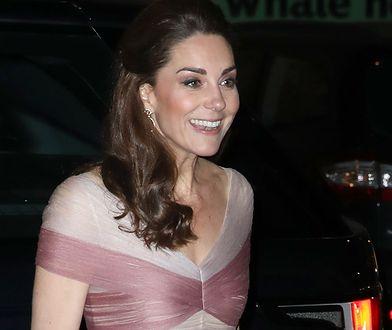 Księżna Kate niczym księżniczka z bajki Disneya