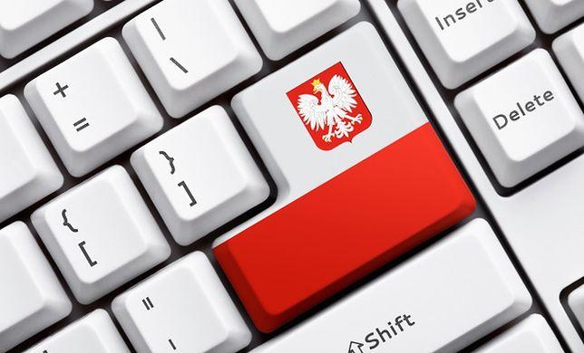 Padł rekord polskiej domeny internetowej