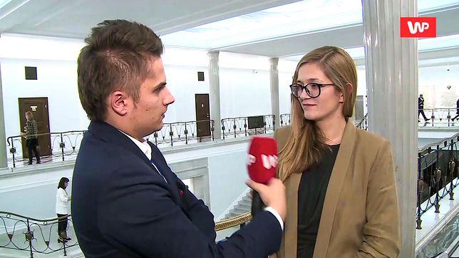 Magdalena Biejat, posłanka z partii Razem, była jedną z pierwszych osób, które wywołały dyskusję na temat feminiatywów.