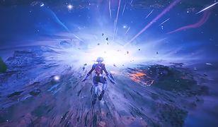 Świat Fortnite znika w czarnej dziurze