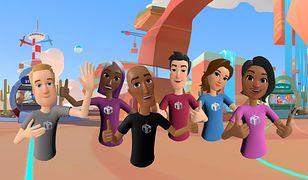 """Facebook Horizon, czyli """"social game"""" z kaskiem do wirtualnej rzeczywistości"""