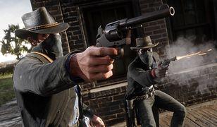 Screen z wersji PC Red Dead Redemption 2