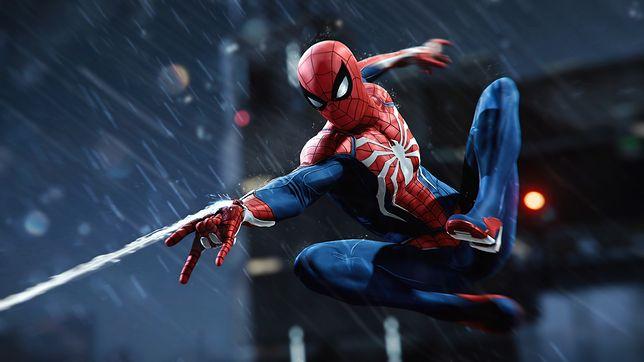 Spider-Man w promocji na PlayStation 4