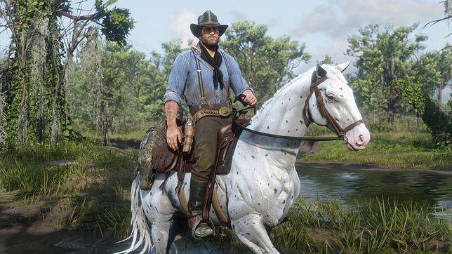 Screen wersji PC Red Dead Redemption 2
