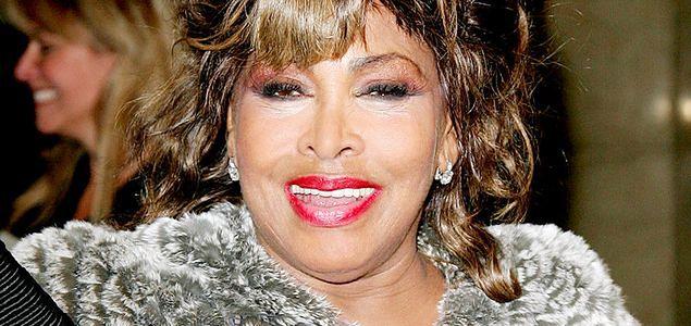 Tina Turner miała wylew