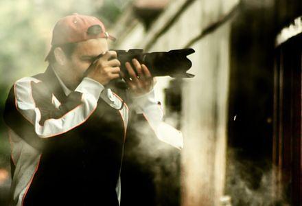 Pracownicy jak fotoreporterzy